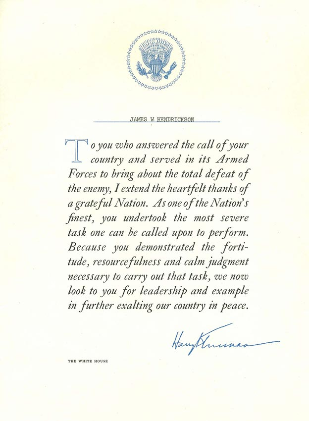 6-signed-letter-from-harry-s-truman