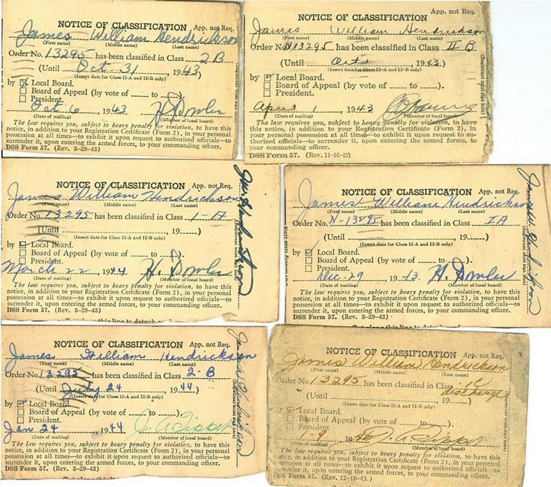jwh-jr-classification-cards-1943-1946